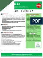 MOLYDAL Lubricantes Biologicos Mantenimiento Fichas Tecnicas Hsv 32-46-68