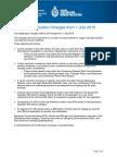 VAC Increases Fact Sheet