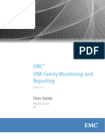 Docu59090 VNX Family Monitoring and Reporting 2.2 User Guide