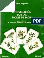 Autosanación por las flores de Bach - Diana Belgrave.pdf