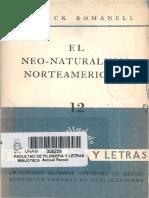 12 P Romanell Neonaturalismo Norteamericano 1956 (1)