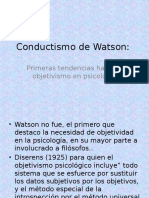conductismodewatsonpowerpoint-090609164635-phpapp01