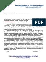Model Plangere Prealabila Contestare Dispozitie Emisa Cf OUG 20-2016