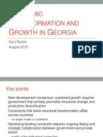 11 Growth and Transformation in Georgia by Dani Rodrik