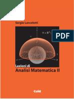Sergio Lancelotti Lezioni Di Analisi Matematica II Celid 2012