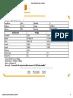 Motores Monofásicos - Dados de Bobinagem Split Phase - IP21-01