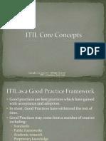 Itilv3 foundation study guide