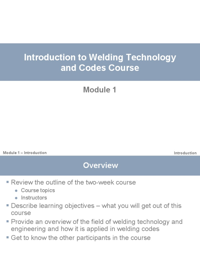 WELDING TECHNOLOGY FOR BEGINNER general introduction to welding technology
