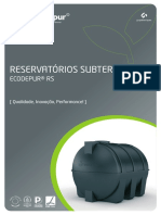 Reservatorios Subterraneos