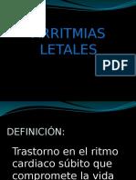 ARRITMIAS LETALES.pptx