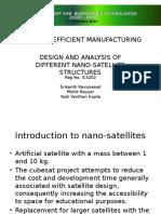 Nanosatellites_ICEST_Manipal