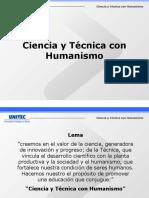 Ciencia y Técnica con Humanismo.ppt