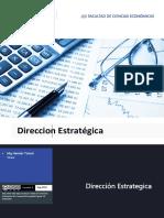 Direccion Estrategica- Estrategia