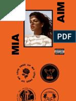 Digital Booklet - AIM (Deluxe)