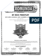 Necromunda Original Rulebook