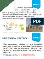 Subestaciones y Transformadores