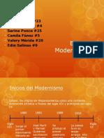 El Modernismo.pptx