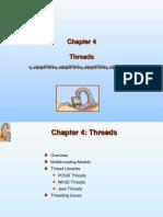 Silberschatz Ch04 Threads