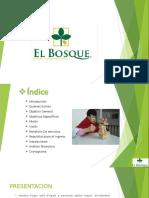 Hogar Gerontologico El Bosque Presentacion