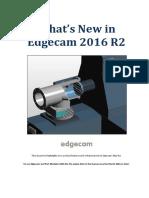 Whats New. Tutorial de EdgeCAM