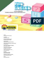 Caderno Pedagógico Matemática 2º Ano