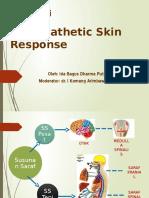 Simpatik Skin Respon