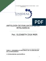 ANTOLOGÍA  DE EVALUACIÓN DE LA INTELIGENCIA.docx