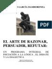 1.1.Logica_Ricardo Garcia Damborenea - El Arte de Razonar, Persuadir y Refutar _397pp_eMul_----DICCIONARIO de FALACIAS