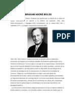 Abraham André Moles