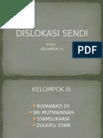 DISLOKASI SENDI 2