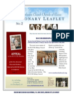 Missionary Leaflet No. 2