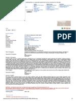 Avaliação Da Estabilidade de Cor e Rugosidade Superficial de Resinas Compostas Micro-híbridas,.