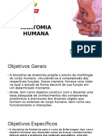 Introdução à Anatomia Humana
