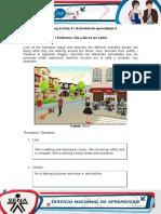 AA4-Evidence 1 Street Life HECHA