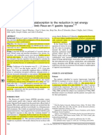The Contribution of Malabsorption to the Reduction in Net Energy Absorption After Long-limb Roux-En-Y Gastric Bypass