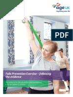 Falls Prevention Guide 2013