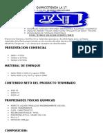 FICHA TECNICA DESINFECTANTE INDUSTRIAL.docx