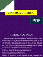 Clases de Cinética quimica