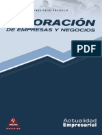 Valoracion de Empresas y Negocios Instituto pacifico.pdf