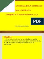 LEXIGRAFIA - DOCENTE.ppt