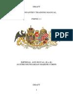 FMFM 2 1 Light Infantry Training Manual