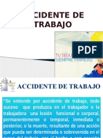Accidentes Laborales