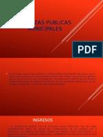 Finanzas Publica Municipal