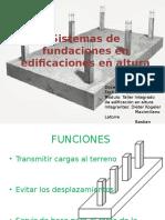 Sistemas de Fundaciones en Edificaciones en Altura (1)