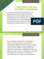 Manejo Tributario en Las Organizaciones Solidarias