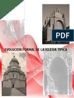 Evolucion Formal de La Iglesia Renacentista