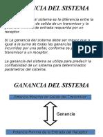 ARCHIVO 15 GANANCIA DEL SISTEMA.ppt