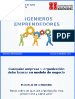 Ingeniero Emprendedor Canvas 2016