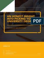 Hero Education Uni Insight 2015
