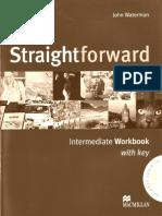 Straightforward Intermediate Workbook